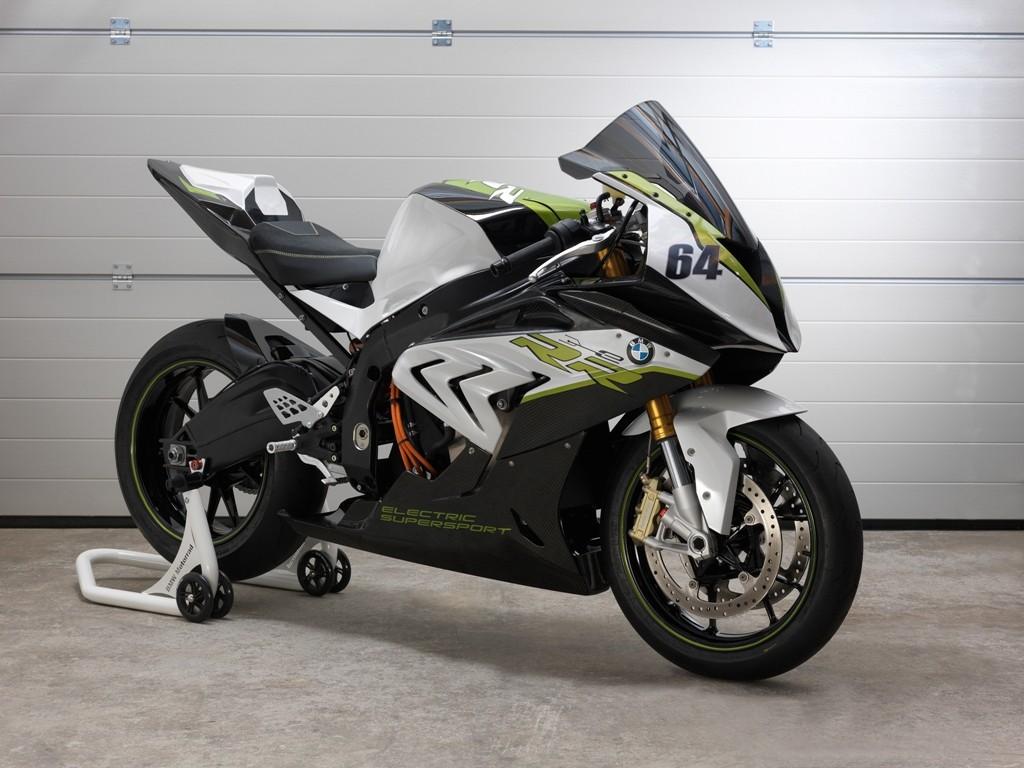 BMW eRR Motorrad Concept