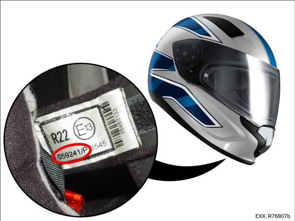 BMW Motorrad Sport Helmet Recall