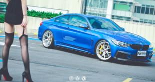 BMW 435i Taiwan