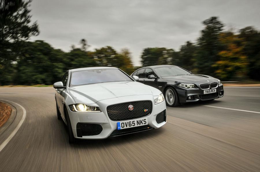 BMW 530d versus Jaguar XF 3.0d S: chi vincerà? - BMWpion blog Bmw I Quanti Cavalli Ha on