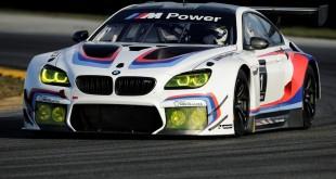 BMW Motorsport BMW M6 GT3