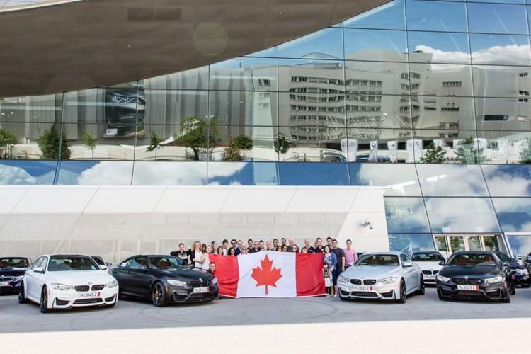 BMW Canada BMW M European Tour