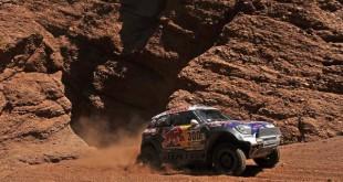 MINI ALL4 RACING Dakar Rally 2016