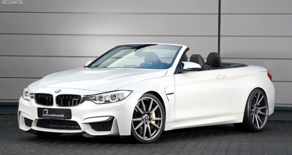 BMW M4 Cabrio Tuning B&B