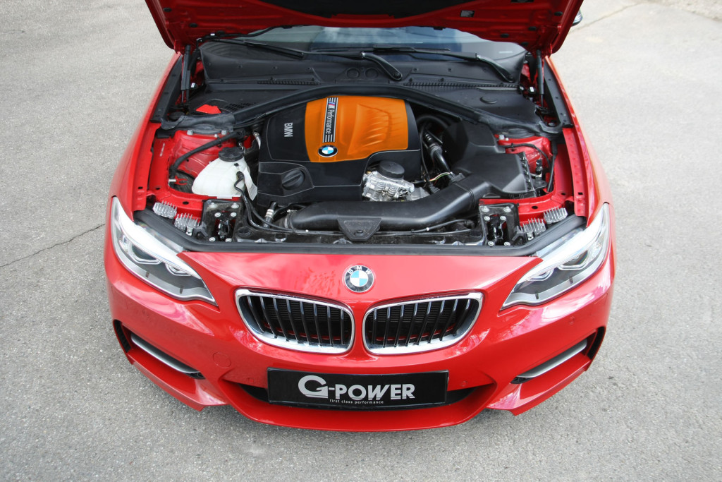 BMW M235i G-Power