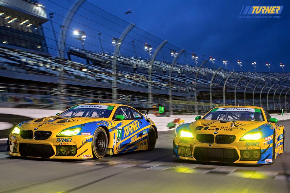 24h Daytona Turner Motorsport