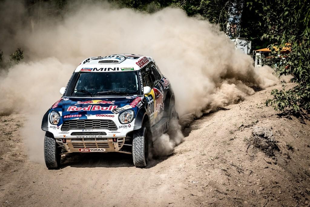 Rally Dakar 2016 Day 2