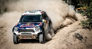 Rally Dakar 2016 Day 2