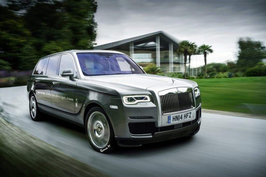 Rolls Royce Cullinan Come Potrebbe Essere Bmwpassion Blog