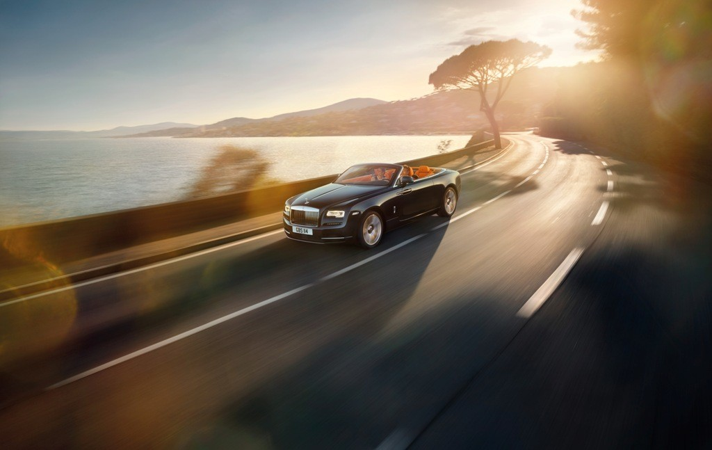 Rolls Royce Dawn Drophead Coupè