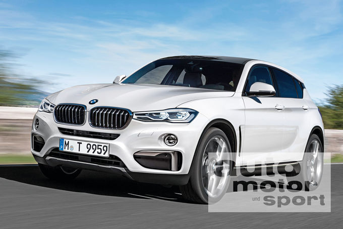 Bmw X2 Quasi Pronta Al Debutto Bmwpassion Blog
