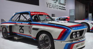 BMW CSL IMSA - BMW 3.0 CSL Batmobile 1973