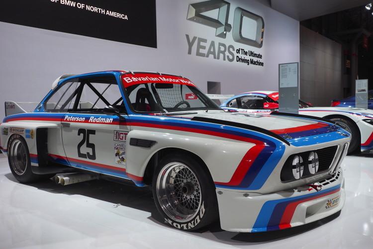 Bmw Csl Due 3 0 Del 1973 Alla 24h Di Daytona Bmwpassion