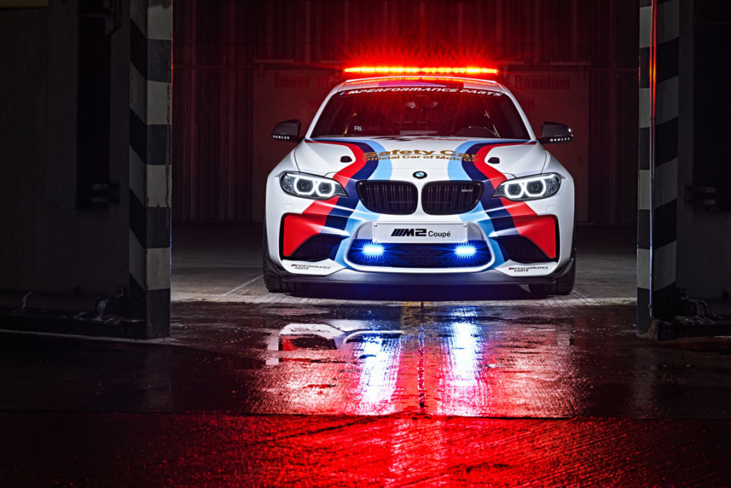 BMW M2 SafetyCar MotoGP