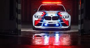 BMW M2 SafetyCar MotoGP