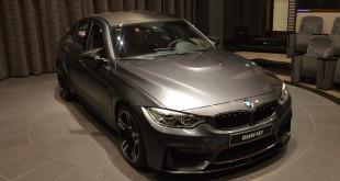 BMW M3 LCI