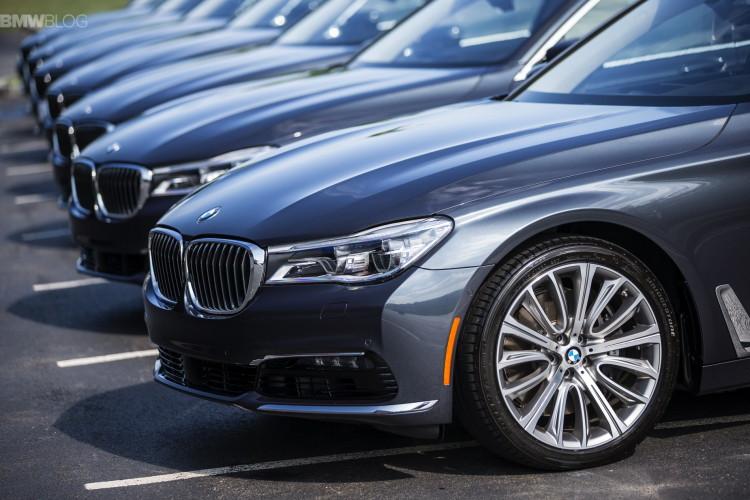 BMW Serie 7 G12 US-Spec