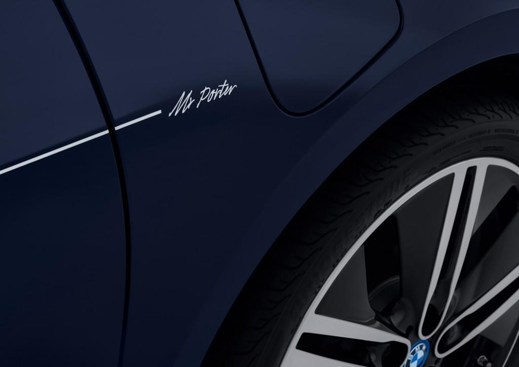 BMW i3 by Mr Porter