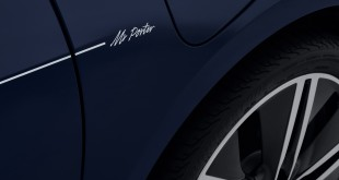 BMW i3 by Mr Porter