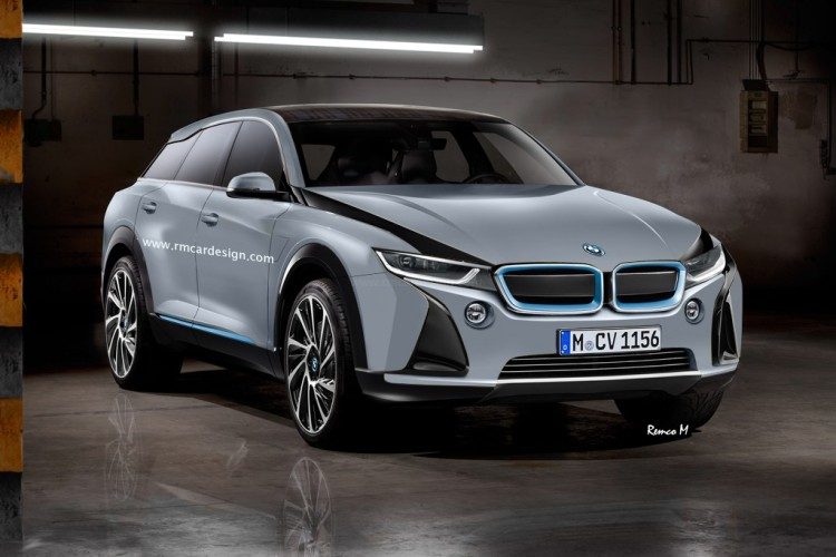 Bmw I6 Via Libera Al Crossover Bmwpassion Blog