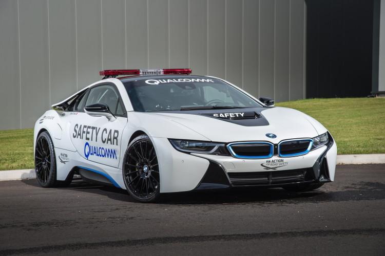 Formula E BMW i8 SafetyCar FIA