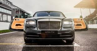 Rolls Royce Wraith Spa Francorchamps Edition