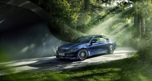 BMW Alpina B7 xDrive 2016