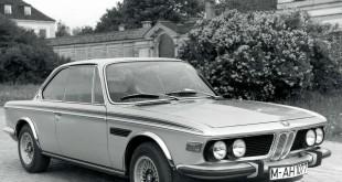 Jochen Neerpasch BMW 3.0 CSL 1971