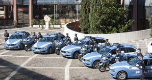 Polizia Stradale BMW