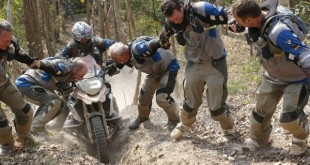 BMW Motorrad International GS Trophy