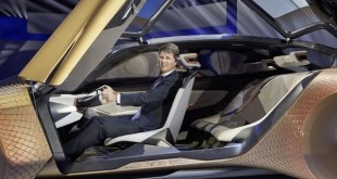 BMW Group BMW Vision NEXT 100 Concept