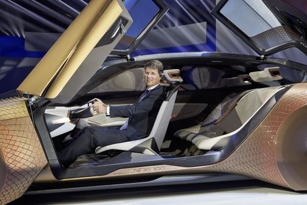 BMW Group BMW Vision NEXT 100 Concept