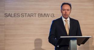 Ian Robertson BMW