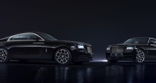 Rolls Royce Ghost Black Badge - Rolls Royce Wraith Black Badge