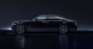 Rolls Royce Ghost - Rolls Royce Ghost Black Badge