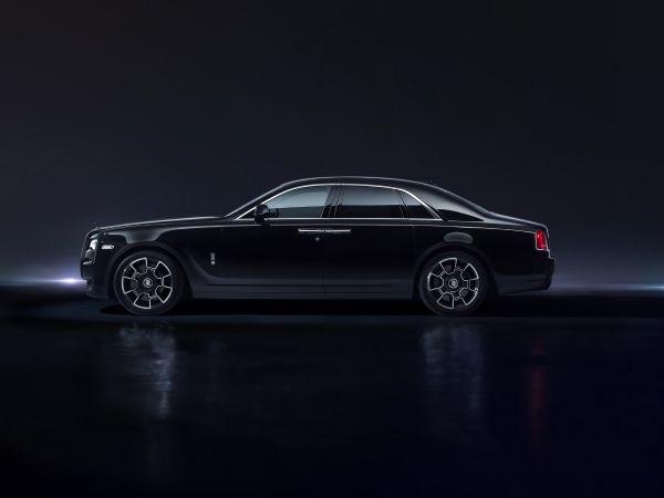 Rolls Royce Ghost - Rolls Royce Ghost Black Badge
