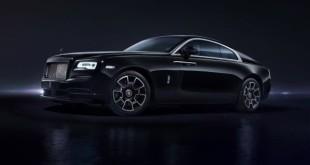 Rolls Royce Black Edge