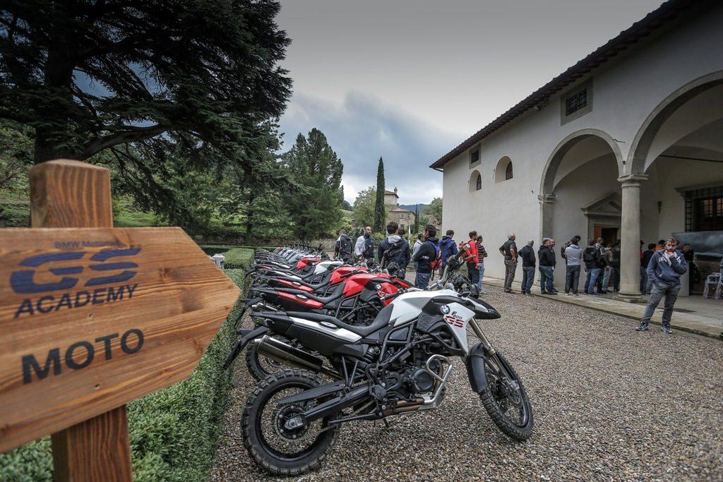 BMW Motorrad GS Academy