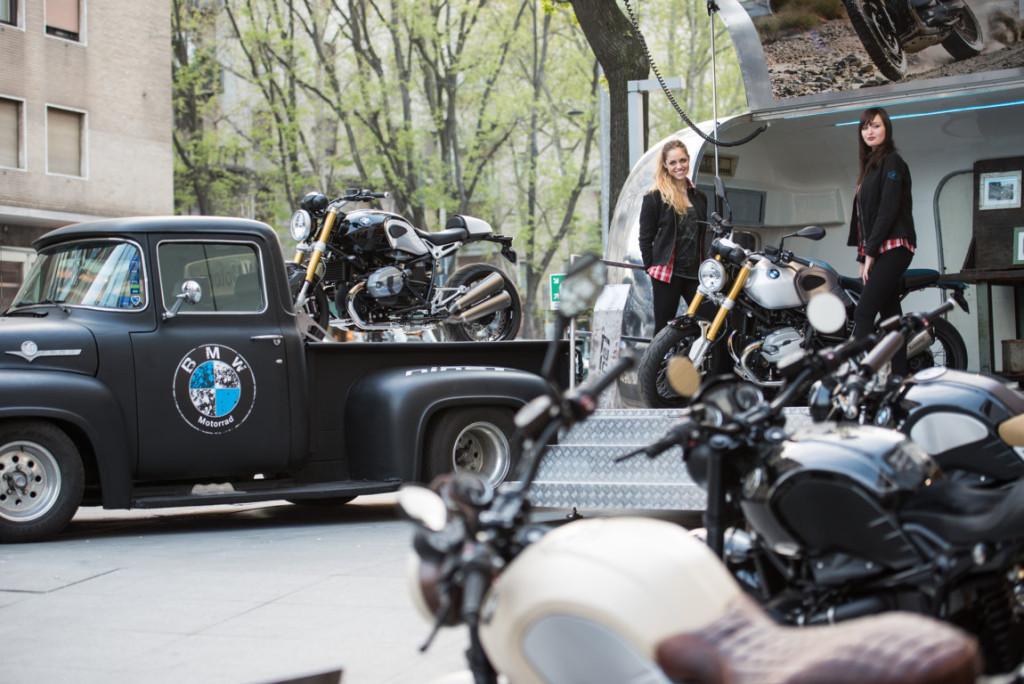 BMW Motorrad New Heritage Tour
