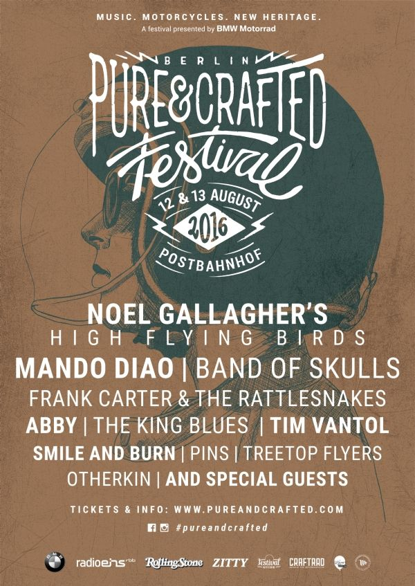Pure & Crafted Festival 2016