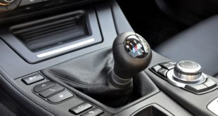 BMW M5 - BMW M6 - Manual Transmission