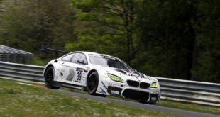 BMW M6 GT3 Motorsport Nurburgring