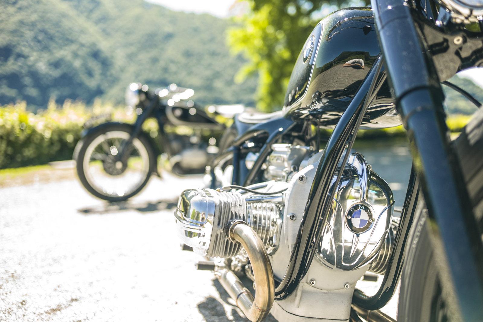 BMW Motorrad R 5 Hommage Concept