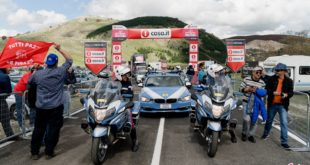 BMW R 1200 RT Giro d'Italia Polizia Stradale