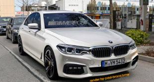 BMW Serie 5 G30 MSport Render