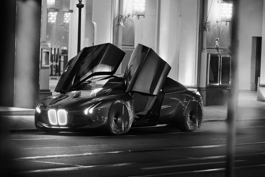 BMW Vision NEXT 100 Years