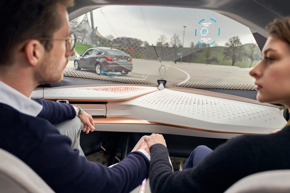 BMW Vision NEXT 100 Years Concept