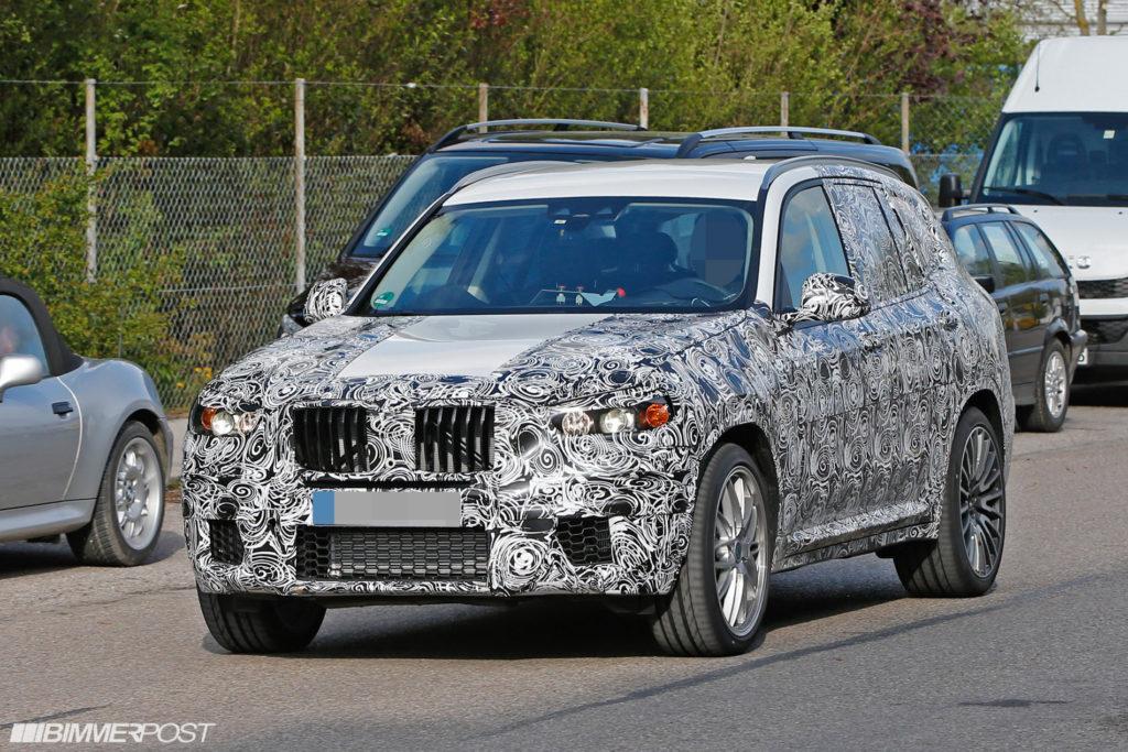 BMW X3M F97