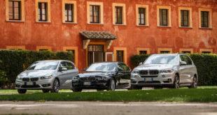 BMW iPerformance Range