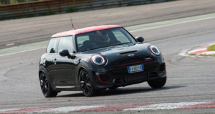 MINI John Cooper Works Challenge Edition 2016